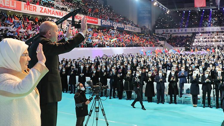 İşte AK Parti'nin 7. Olağan Büyük Kongresi'nde dakika dakika yaşananlar...