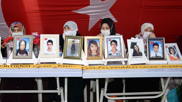 Evlat nöbetindeki aileler Cumhurbaşkanı Erdoğan'ı heyecanla bekliyor