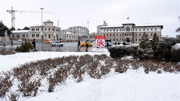 Sivas'ın İmranlı ilçesinde eğitime 2 gün ara verildi