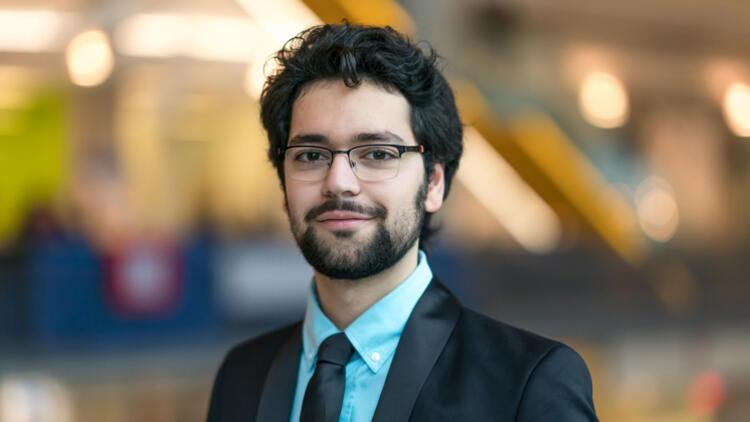 Kanada'da okuyan Kuthan, 'Genç Uzay Girişimcileri' yarışmasında üçüncü oldu