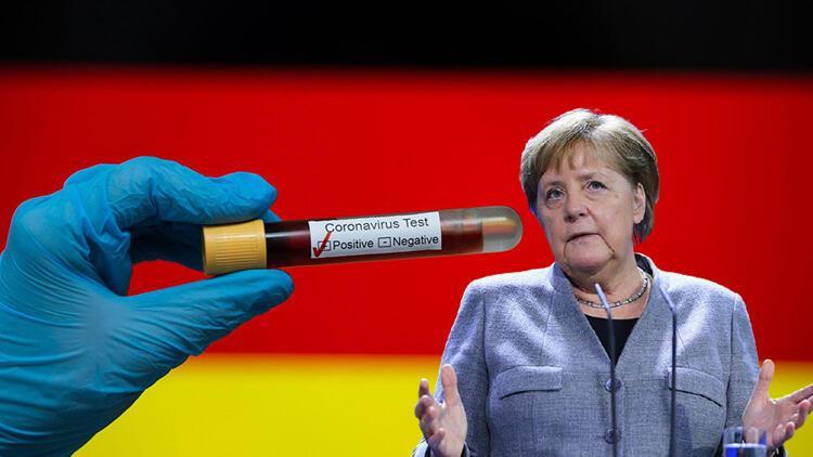 Almanya Başbakanı Merkel'den Kovid-19 çağrısı