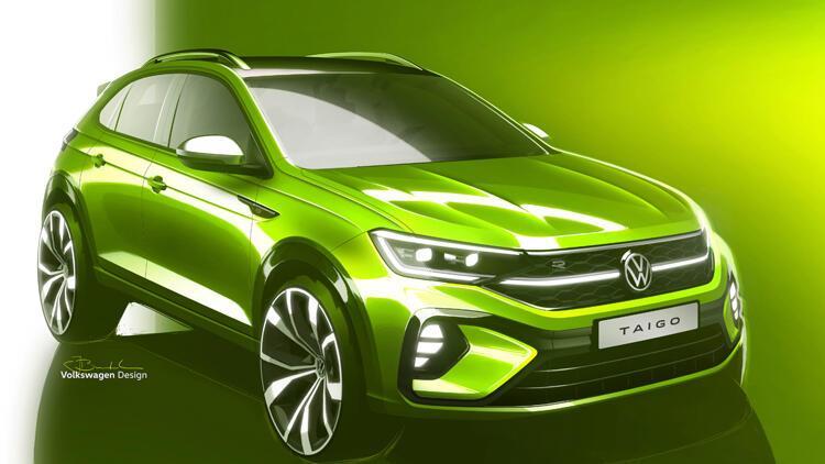 Volkswagen yeni otomobilinin adını duyurdu: Taigo
