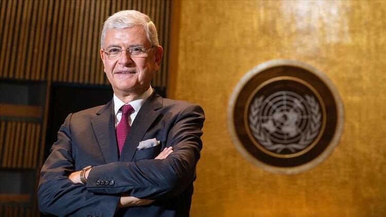 BM 75. Genel Kurul Başkanı Bozkır'dan Suriyeli mültecilere ziyaret