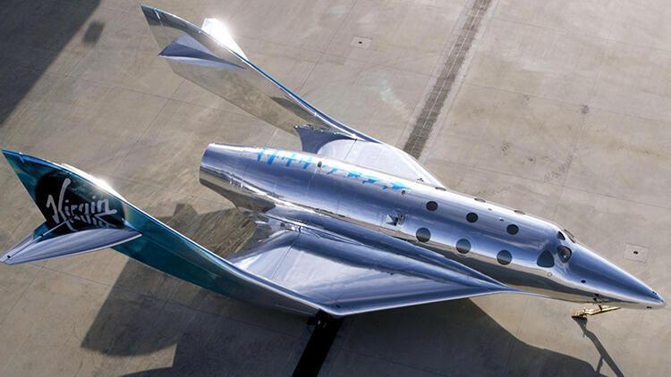 Uzay turizmi için geri sayım: Virgin Galactic yeni nesil uzay gemisini tanıttı