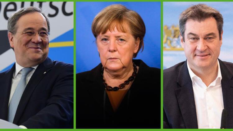 Merkel, CDU/CSU'lu başbakan istemiyor mu?