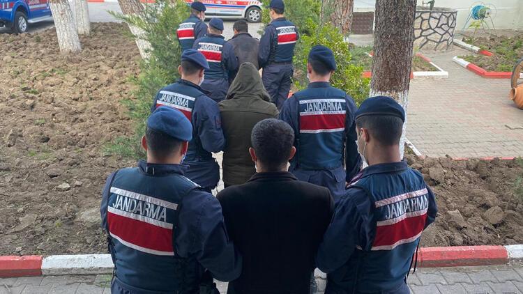 Balıkesir'de kablo hırsızlığına 3 gözaltı