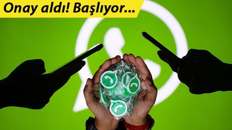 WhatsApp'ta 'para' dönemi başlıyor: Onay aldı!