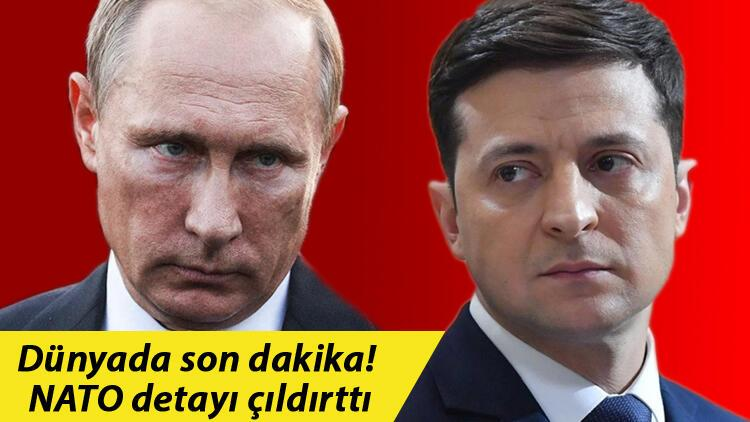 Kremlin'den flaş açıklama: NATO ve Ukrayna'ya uyarı!