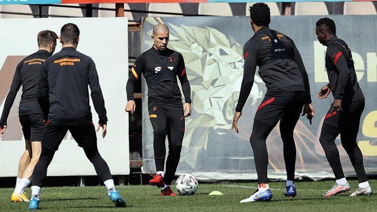 Son dakika: Galatasaray'ın Hatayspor kadrosu açıklandı! 6 eksik...