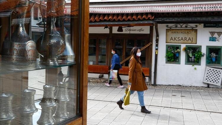 Bosna Hersek'te günlük vaka rekoru kırıldı