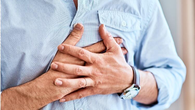 Kalp krizi mi geçirmişim? Ama hiç fark etmedim?