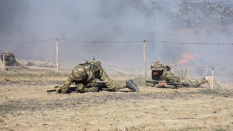MSB açıkladı! Azerbaycan ordusuna yönelik eğitimler devam ediyor