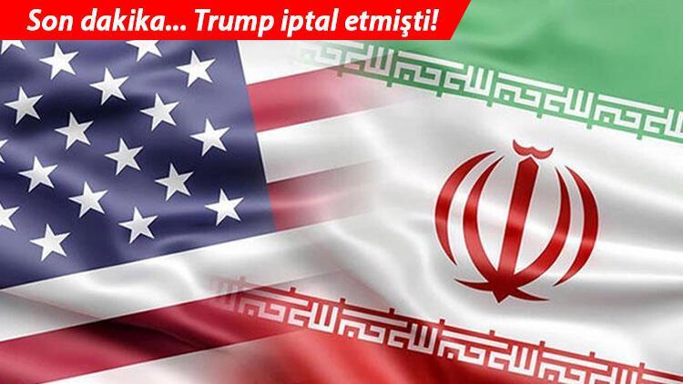 Nükleer açıklamaları peş peşe geldi... İran ve ABD'ye masaya oturuyor!