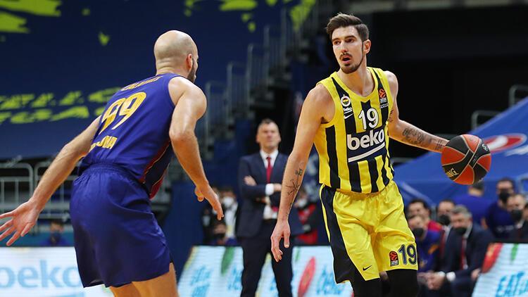 Fenerbahçe Beko 73-82 Barcelona (Maçın özeti)
