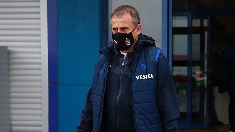 Trabzonspor'da Abdullah Avcı'dan tek değişiklik!