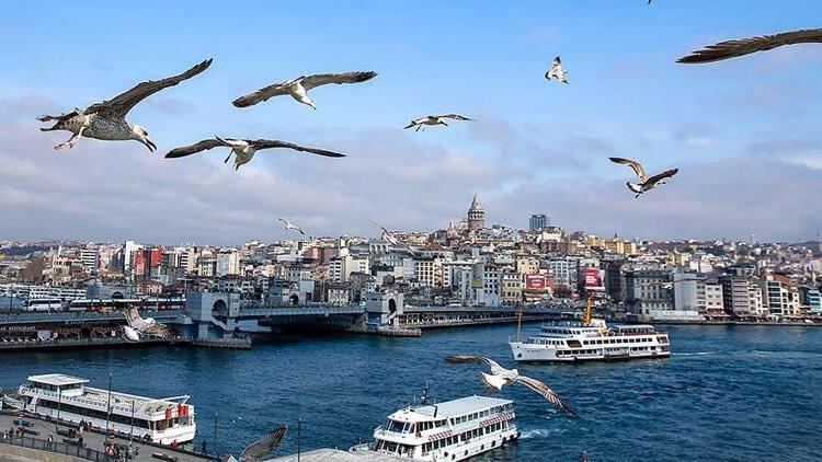 Marmara Bölgesi'nde sıcaklıklar artıyor!