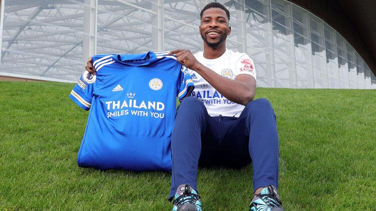 Leicester City'de Kelechi Iheanacho imzayı attı