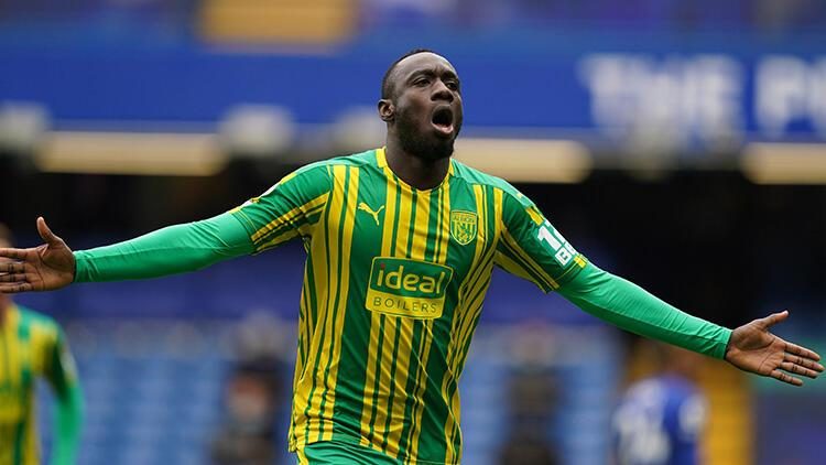 West Bromwich'te Mbaye Diagne attı, Chelsea yıkıldı! 7 gol...