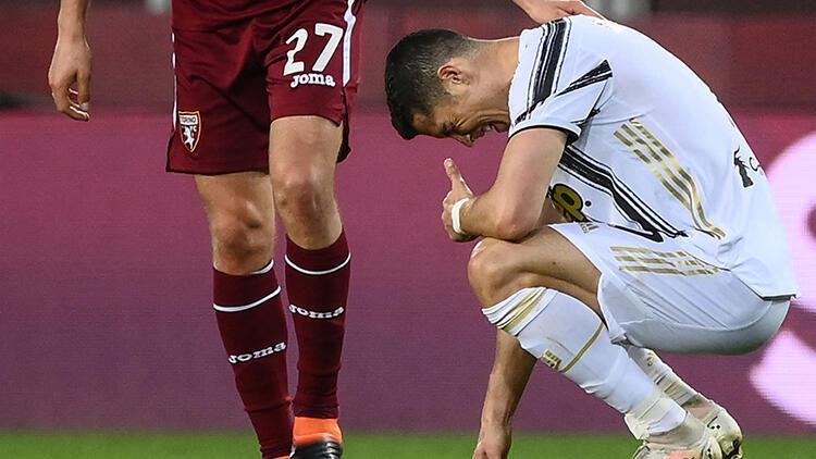 Torino 2 - 2 Juventus (Maç özeti)