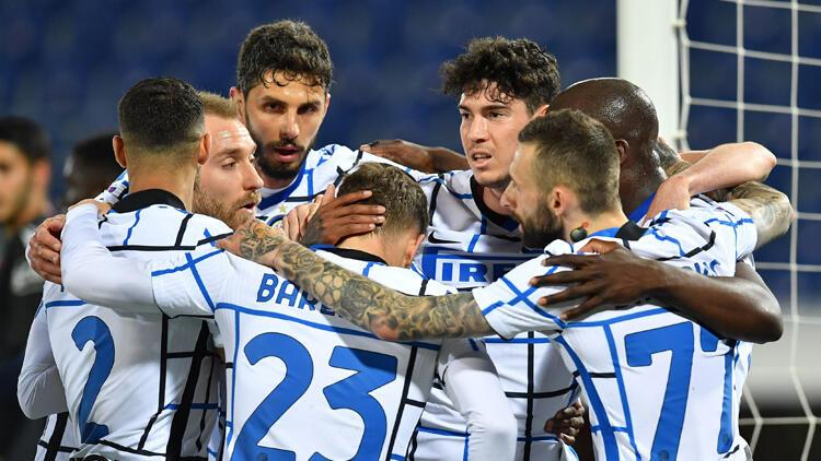 Bologna'yı 1-0 yenen Inter, adım adım şampiyonluğa