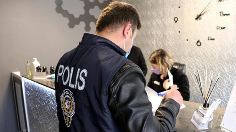 81 ilde uygulama: Aranan 478 kişi yakalandı