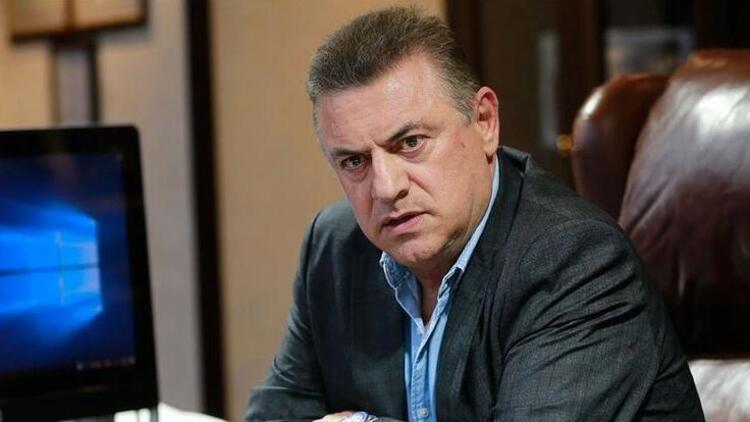 Çaykur Rizespor Kulübü Başkanı Hasan Kartal'dan hakem Ümit Öztürk'e tepki