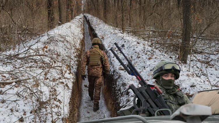 Ukrayna ordusu: Rus yanlısı ayrılıkçılar 10 kez ateşkesi ihlal etti