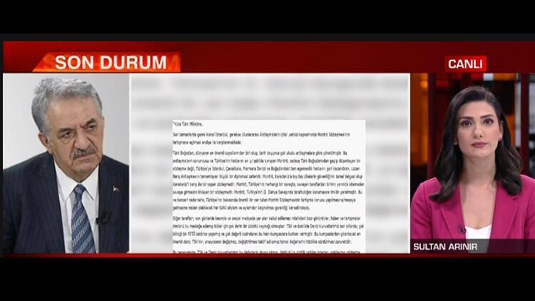 Son dakika... AK Parti Genel Başkan Yardımcısı Hayati Yazıcı'dan bildiriye sert tepki