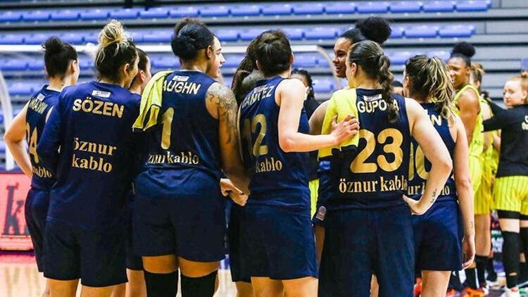 Fenerbahçe Öznur Kablo, yarı final serisinde 2-0 öne geçti
