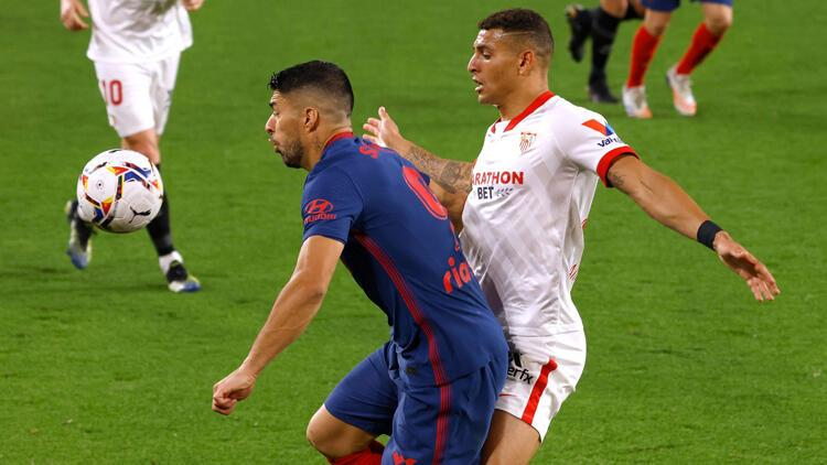 Sevilla 1-0 Atletico Madrid