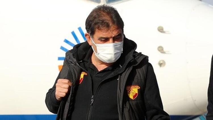 Göztepe'de Ünal Karaman, eski takımı Rizespor'a rakip olacak