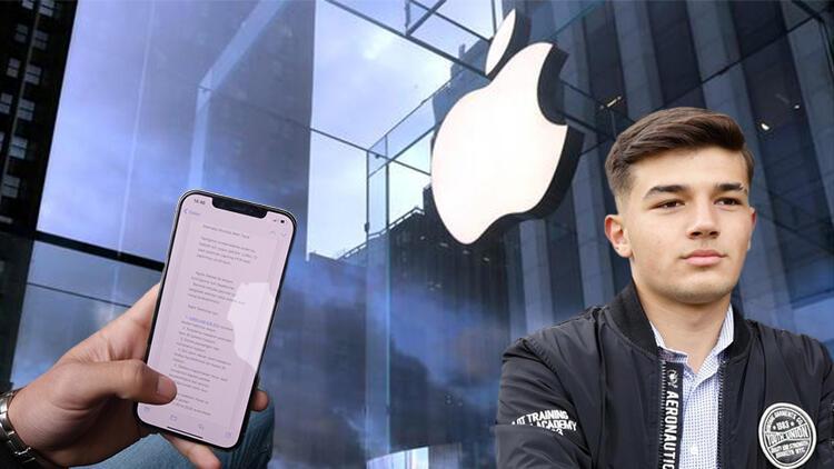 Apple yeni reklam yüzünü Trabzon'da buldu!