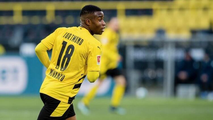 Dortmund'da Youssoufa Moukoko sezonu kapattı