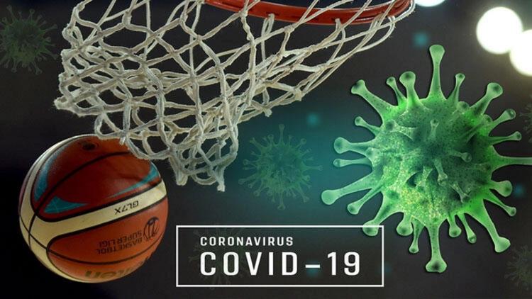 Beşiktaş ve Darüşşafaka'nın maçlarına koronavirüs engeli