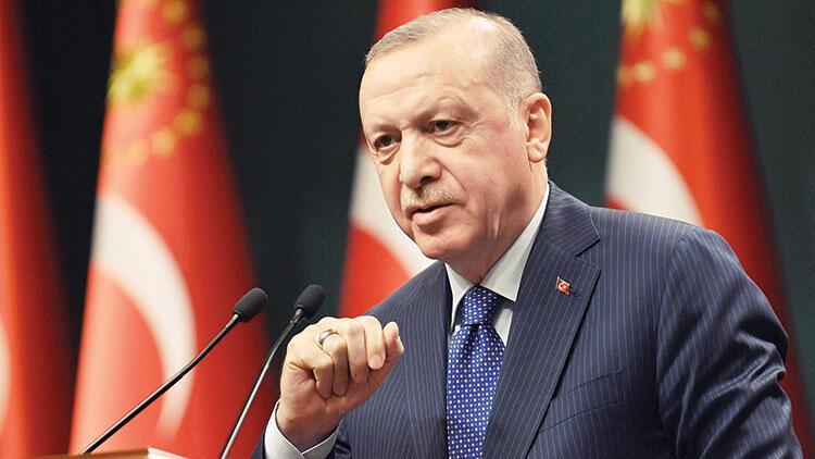 Erdoğan'dan bildiri tepkisi: İfade özgürlüğü denemez