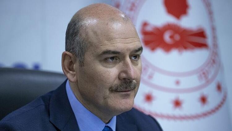 İçişleri Bakanı Süleyman Soylu'dan bildiri tepkisi: Alimallah darmadağın ederiz