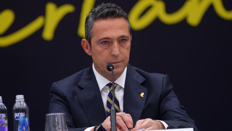 Son Dakika: Fenerbahçe Başkanı Ali Koç'un Covid-19 testi pozitif çıktı