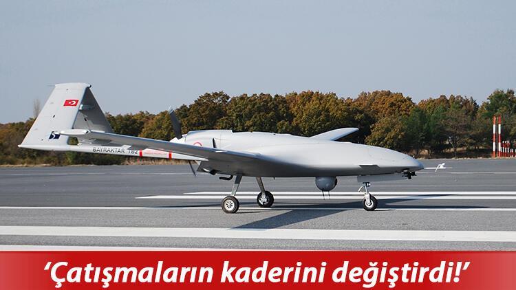 Bloomberg'den övgü dolu haber: Türk SİHA'ları dünya gündeminde!