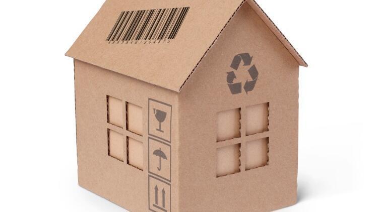Kartondan ev nasıl yapılır? Basit malzemelerle kartondan ev yapımı