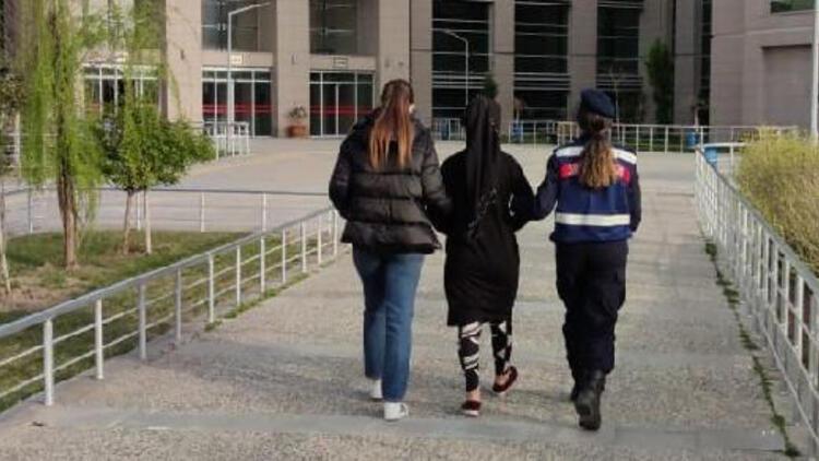 Batman'da 12 suçtan aranan 17 yaşındaki kız yakalandı