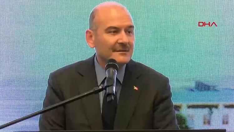 İçişleri Bakanı Süleyman Soylu'dan flaş açıklamalar! 'Maalesef dünyadan haberleri yok' deyip rakamları açıkladı