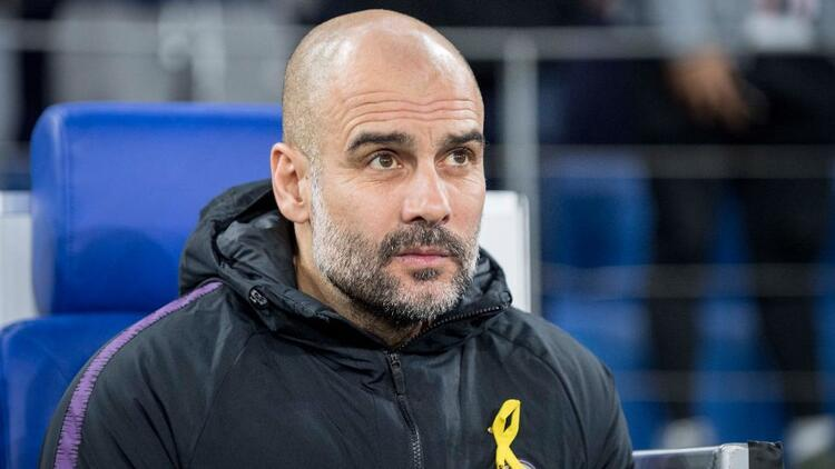 Pep Guardiola'dan Erling Haaland'a övgü: 'Kör bir adam bile...'