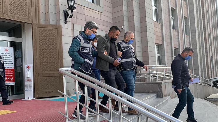 Çocuklarının okulu önünde kayınpederini öldüren damat tutuklandı