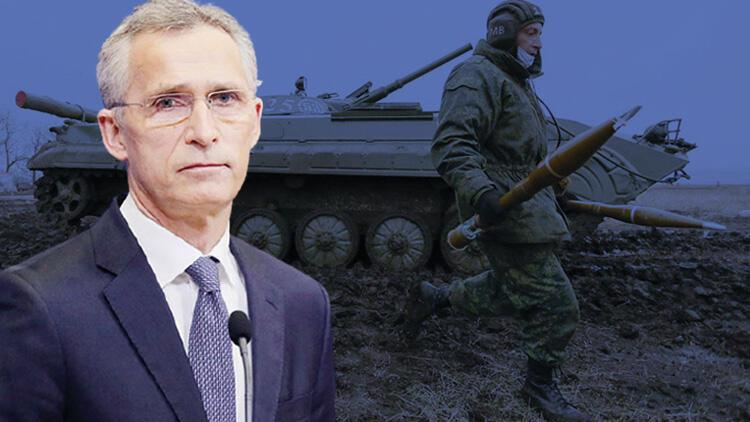 Ukrayna gerilimine NATO da dahil oldu
