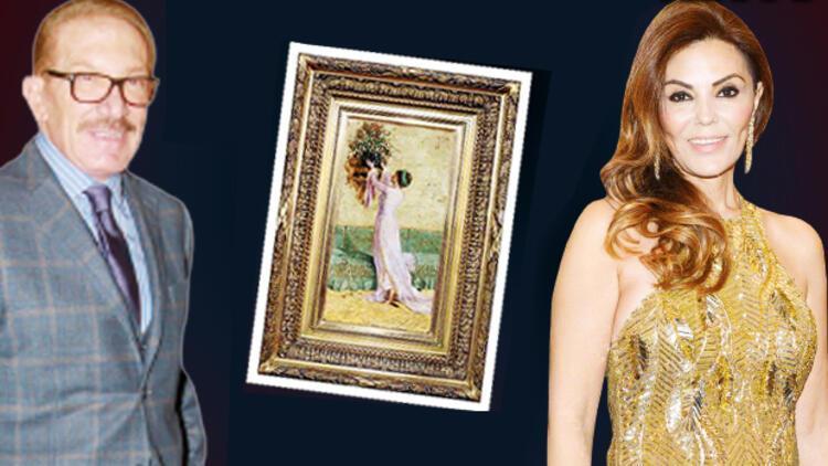 Milyon dolarlık tablolar davalık! Feryal ve Kemal Gülman arasındaki kriz devam ediyor...