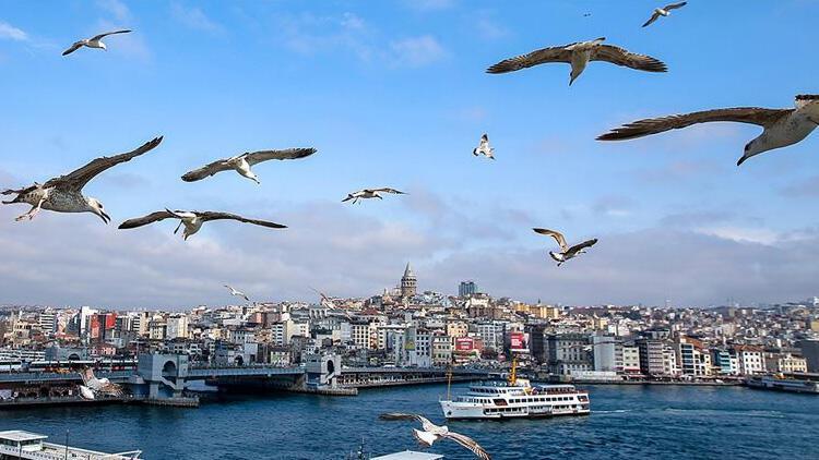 Meteoroloji duyurdu! Marmara'da sıcaklıklar normallerin üstüne çıkıyor