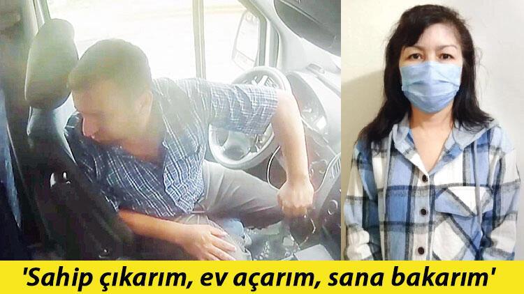 Özbekistanlı Nodira'yı taciz eden sapığın cezası belli oldu