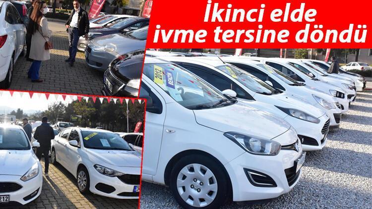 İkinci el araç piyasası canlanmaya başladı!