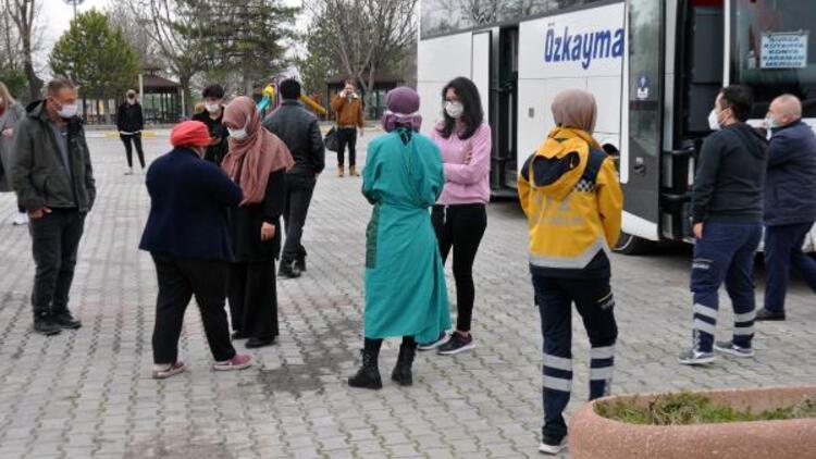 Şehirlerarası otobüste pozitif yolcu paniği yaşanmıştı! Yeni karar alındı