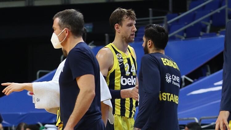 """Fenerbahçe Beko Başantrenörü Igor Kokoskov: """"Vesely'nin yokluğunda..."""""""
